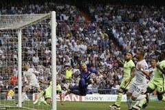 Hạ Man City, Real tranh vô địch với Atletico