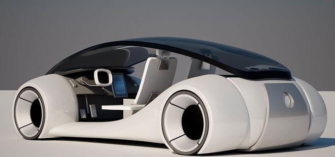 Bí ẩn về iCar - chiếc xe đầu tiên của Apple