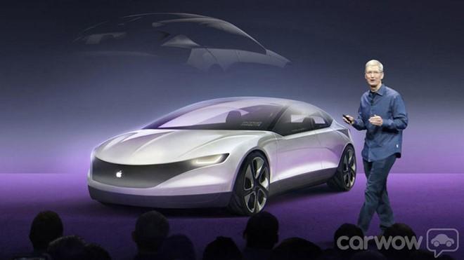 20160505085525 icar Tin đồn về việc Ford và Apple hợp tác với nhau để tạo ra chiếc xe tự lái