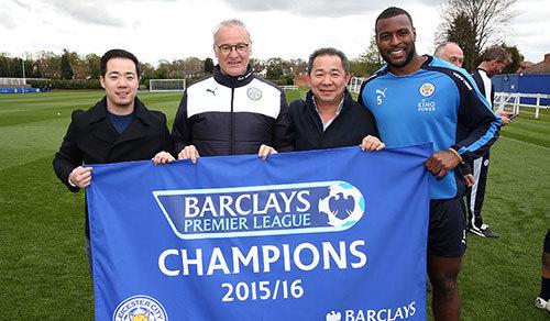 Leicester, Leicester Fosse, Premier League, Ranieri, Claudio Ranieri,vô địch ngoại hạng anh