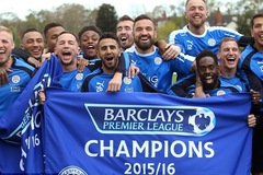 Cầu thủ Leicester được ông chủ thưởng đậm