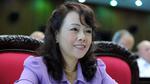 Bộ trưởng Y tế nói tiếng Anh tại hội nghị kháng sinh