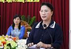 Chủ tịch QH hứa đặt lợi ích của dân lên hàng đầu