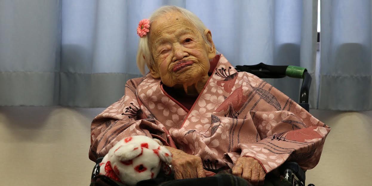 cụ bà thọ nhất thế giới, sống thọ, bí quyết sống lâu của người Nhật