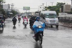 Chỉ số tia cực tím ở Sài Gòn vào mức nguy hiểm