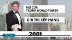 Donald Trump: Lý lịch 30 năm siêu giàu?