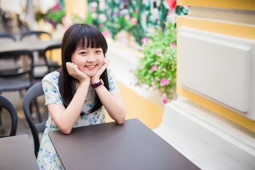 Vẻ hồn nhiên, trong sáng của sao nhí hot nhất màn ảnh Việt