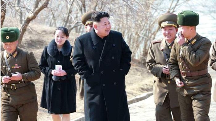 Hé lộ chức vụ mới của em gái Kim Jong Un