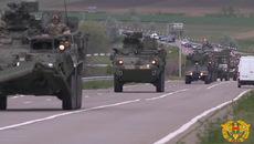 Xem Mỹ-NATO phô diễn sức mạnh sát sườn Nga