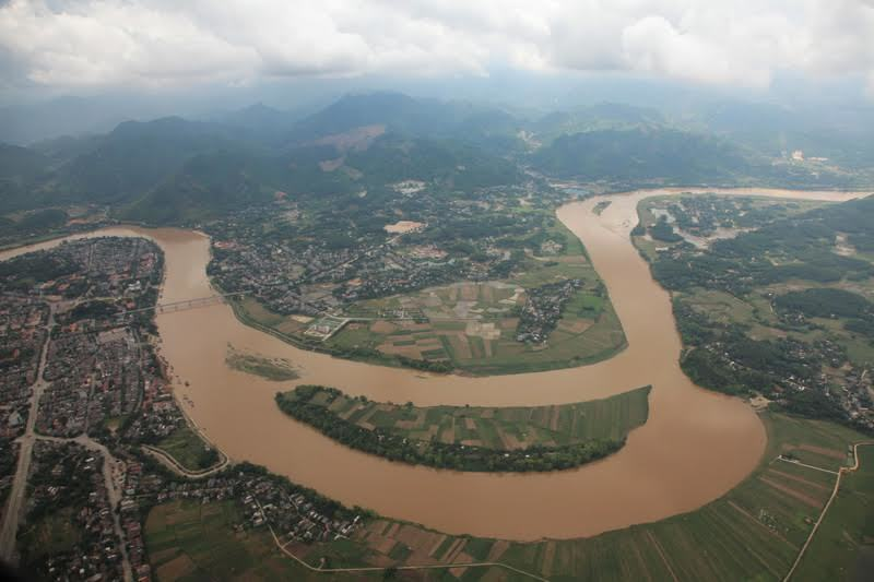 quy hoạch thủy điện trên sông Hồng