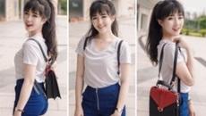 Cô nàng hot girl rank Bạch Kim nhiều fan nhất cộng đồng Liên Minh Huyền Thoại