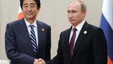 """Abe 'phá rào"""" đến Nga gặp Putin"""