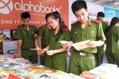 Công an nhân dân với văn hoá đọc