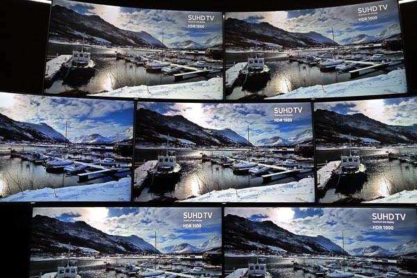 Ti vi cong đắt như ô tô: Hết thời hét giá trăm triệu