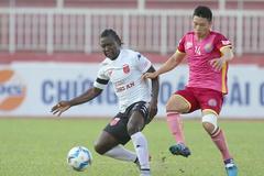 Vòng 9 Toyota V-League: Đua điểm, đua tiền thưởng