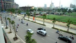Thông xe đường hiện đại bậc nhất Thủ đô