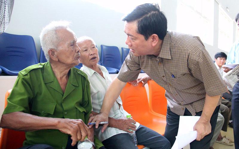 Bí thư Thành ủy TP.HCM Đinh La Thăng,bầu cử ĐBQH,tự ứng cử, chống tham nhũng, cải cách hành chính
