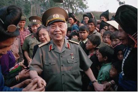 đại tướng Võ Nguyên Giáp Vũng Chùa, chiến thắng Điên Biên Phủ