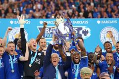 Thắng giòn giã, Leicester đăng quang hoành tráng