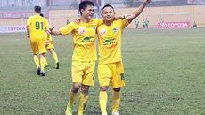 Vòng 9 Toyota V-League: Ngóng về derby Thanh - Nghệ