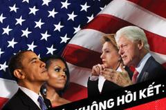 8 tiết lộ dậy sóng giữa Obama và Clinton