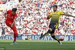 Video: Liverpool 2-0 Watford