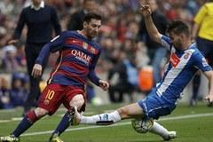Video: Barca 5-0 Espanyol