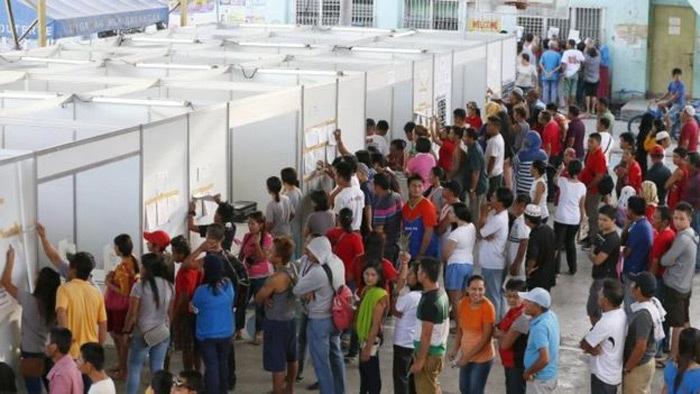 Philippines: Nhiều người bị bắn chết ngay trước giờ bầu cử