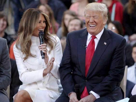 Điều bất ngờ về người vợ nổi tiếng từ nhỏ của Donald Trump