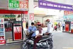 Dừng bán xăng RON A92 tại 8 tỉnh thành từ 1/6