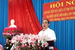 Ông Nguyễn Thiện Nhân: Trúng cử hay không vẫn nỗ lực phấn đấu
