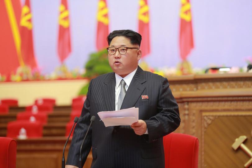 Kim Jong-un trở thành Chủ tịch Đảng Lao động Triều Tiên