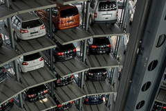 Choáng ngợp trước hệ thống đỗ xe tự động - xu thế tất yếu của thế kỷ 21