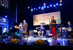 'Hiện tượng' nhạc Jazz Đức gây mê khán giả