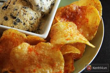 Đĩa khoai tây chiên 1 triệu: Không tưởng mà có thật