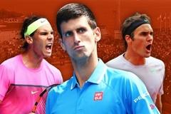 Federer, Nadal và sứ mệnh cản Djokovic ở Rome Masters