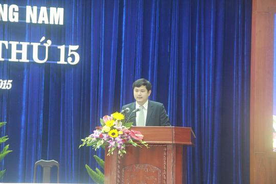 Giám đốc Sở tuổi 30 được giới thiệu ứng cử HĐND tỉnh