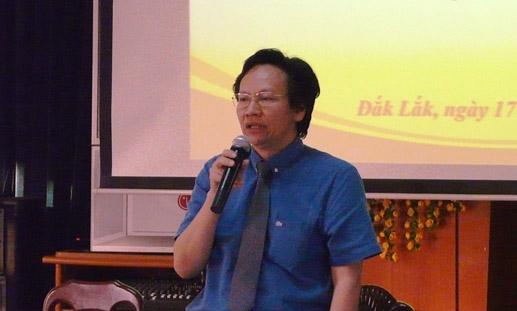 Thực hư chuyện 'lùm xùm' tại Sở Y tế Đắk Lắk