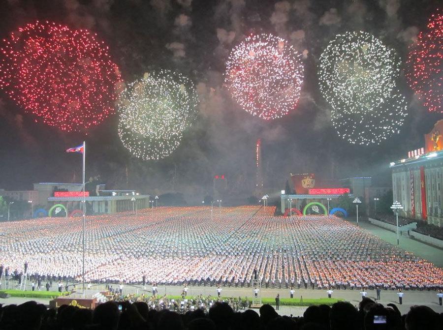 Triều Tiên rầm rộ mừng đại hội đảng thành công