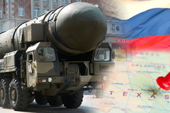 Sức mạnh ghê hồn của tên lửa hạt nhân Nga