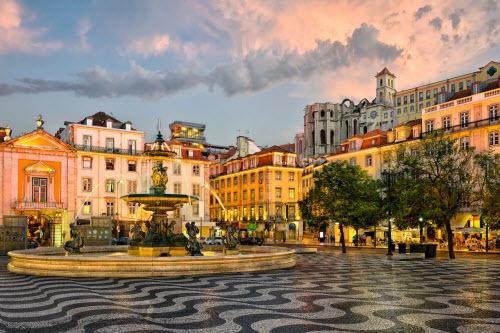 15 địa điểm ngọt ngào cho tuần trăng mật ở châu Âu