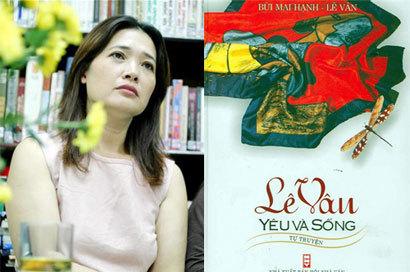 Lê Vân, Thành Lộc, Thương Tín, Ái Vân, Kim Cương, hồi ký, tự truyện