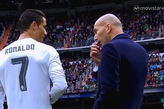 Ronaldo lấn quyền, ép Zidane dùng người theo ý mình