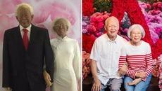 Tượng sáp Lý Quang Diệu tại Trung Quốc gây sốc