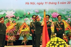 Cục Tuyên huấn nhận huân chương bảo vệ Tổ quốc