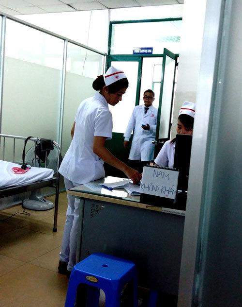 Công an vào cuộc vụ nữ bệnh nhân tố bác sĩ hiếp dâm