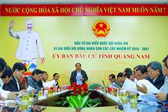 Quảng Nam: Một ứng cử viên HĐND bị loại