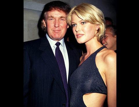 'Đọ' nhan sắc những người đẹp của Donald Trump