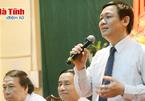 Phó Thủ tướng Vương Đình Huệ hát 'Câu đợi câu chờ'