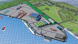Xây dựng nhà máy đóng tàu quân sự hiện đại